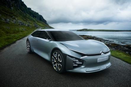 Citroën Concept-car CXPERIENCE