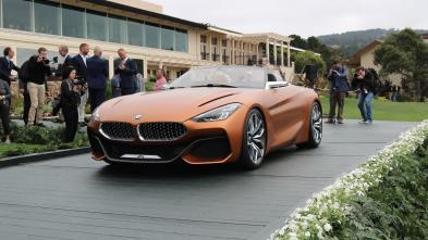 BMW Z4 Concept - Pebble Beach