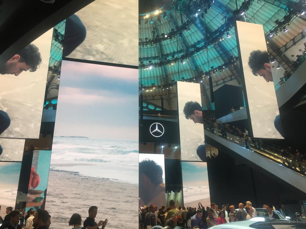 Festhalle Mercedes Frankfurt 2017
