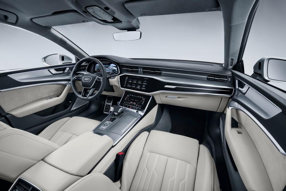 Audi A7 Sportback - Intérieur