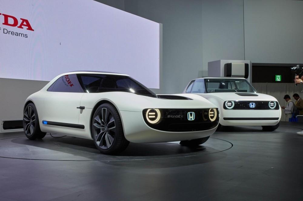 Honda Urban Concept Sports EV