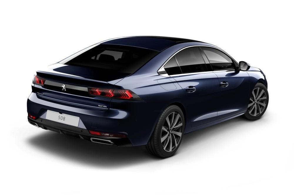 Peugeot 508 - 2018