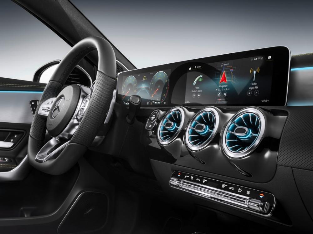 Mercedes Benz Classe A Intérieur 2018