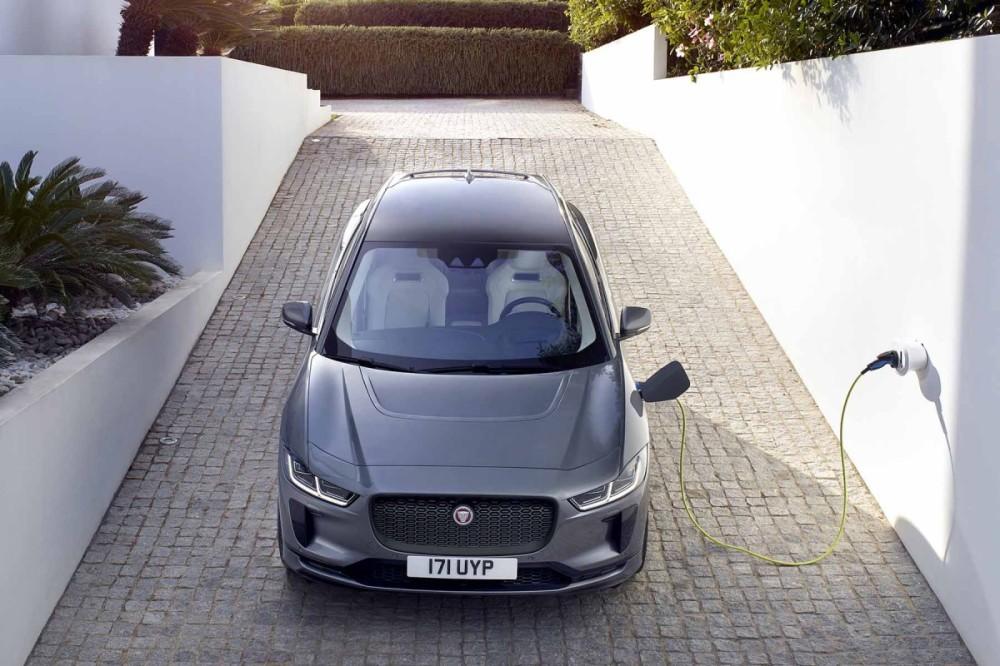 Jaguar I-Pace électrique